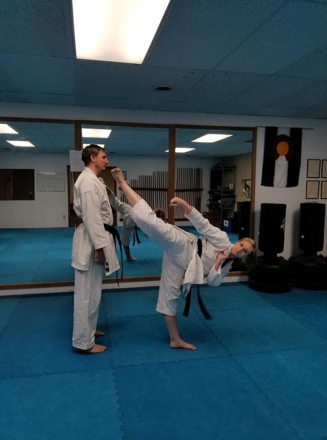 Pikes Peak Karate - gym  | Photo 6 of 10 | Address: 5245 Galley Rd, Colorado Springs, CO 80915, USA | Phone: (719) 648-2514