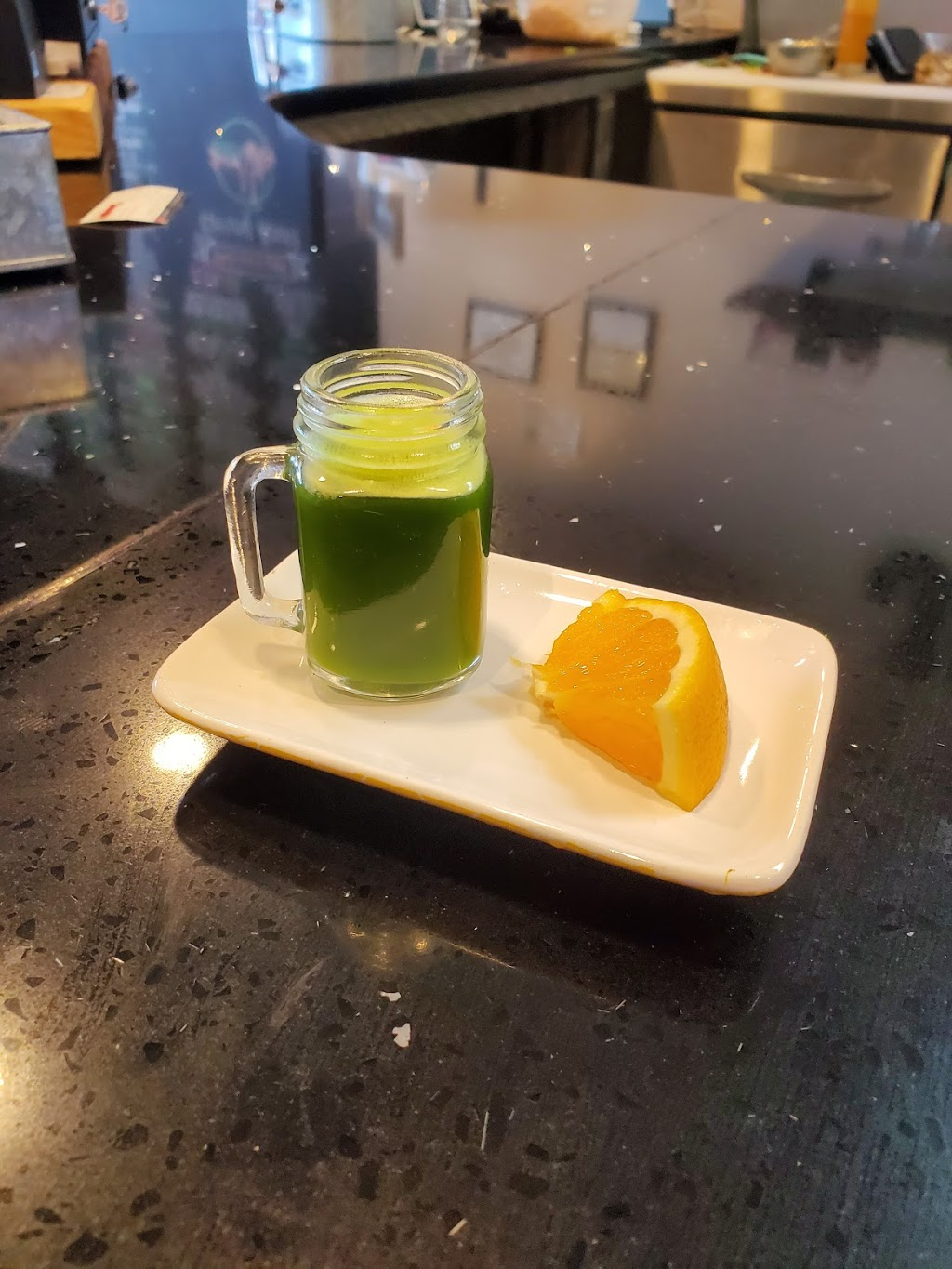 Juice Factory - restaurant  | Photo 8 of 10 | Address: 6431 E County Line Rd #110, Tampa, FL 33647, USA | Phone: (813) 345-8884