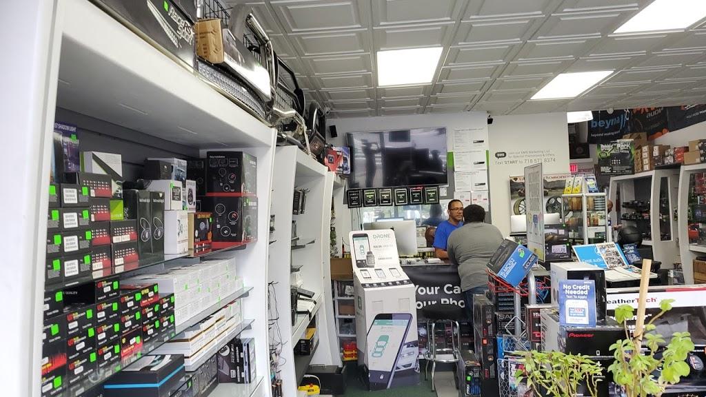 Audiomaxx - electronics store    Photo 8 of 10   Address: 528 E Fordham Rd, Bronx, NY 10458, USA   Phone: (718) 933-5636