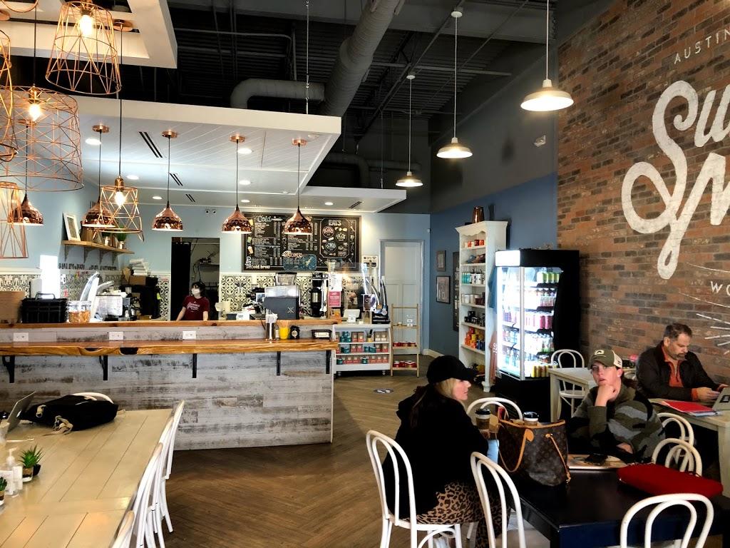 Summer Moon Coffee - cafe    Photo 3 of 10   Address: 11601 US-290, Austin, TX 78737, USA   Phone: (512) 502-5527