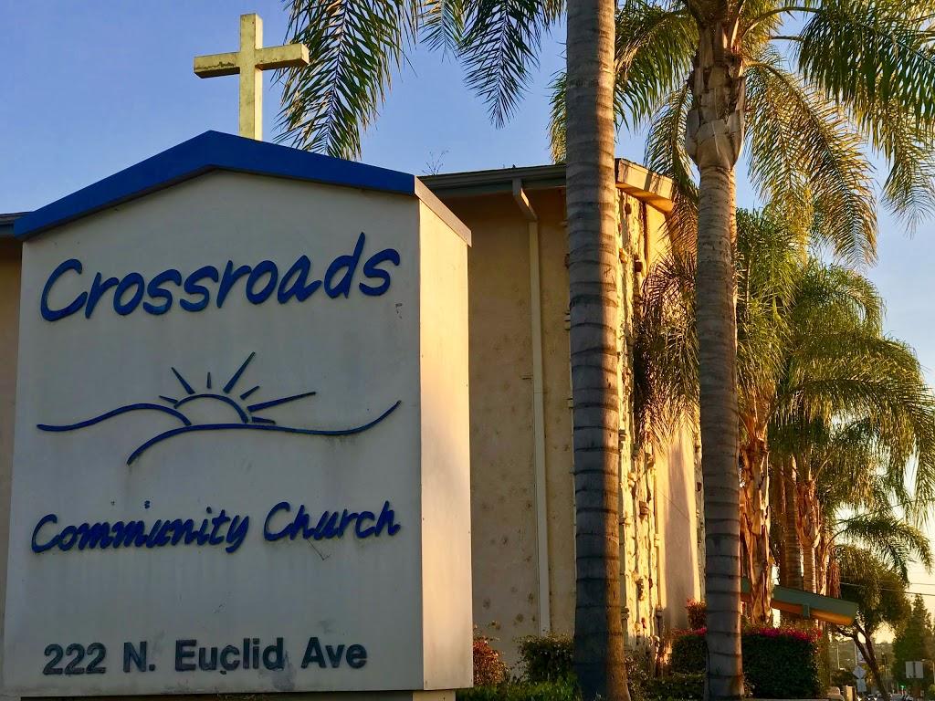 Crossroads Community Church - church  | Photo 3 of 10 | Address: 222 N Euclid St, La Habra, CA 90631, USA | Phone: (562) 691-6674