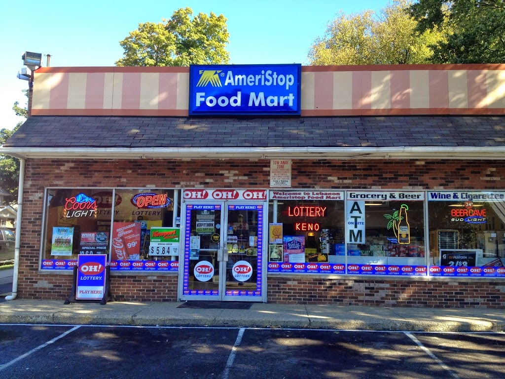Ameristop FoodMart - convenience store  | Photo 1 of 5 | Address: 304 E Main St, Lebanon, OH 45036, USA | Phone: (513) 282-6278