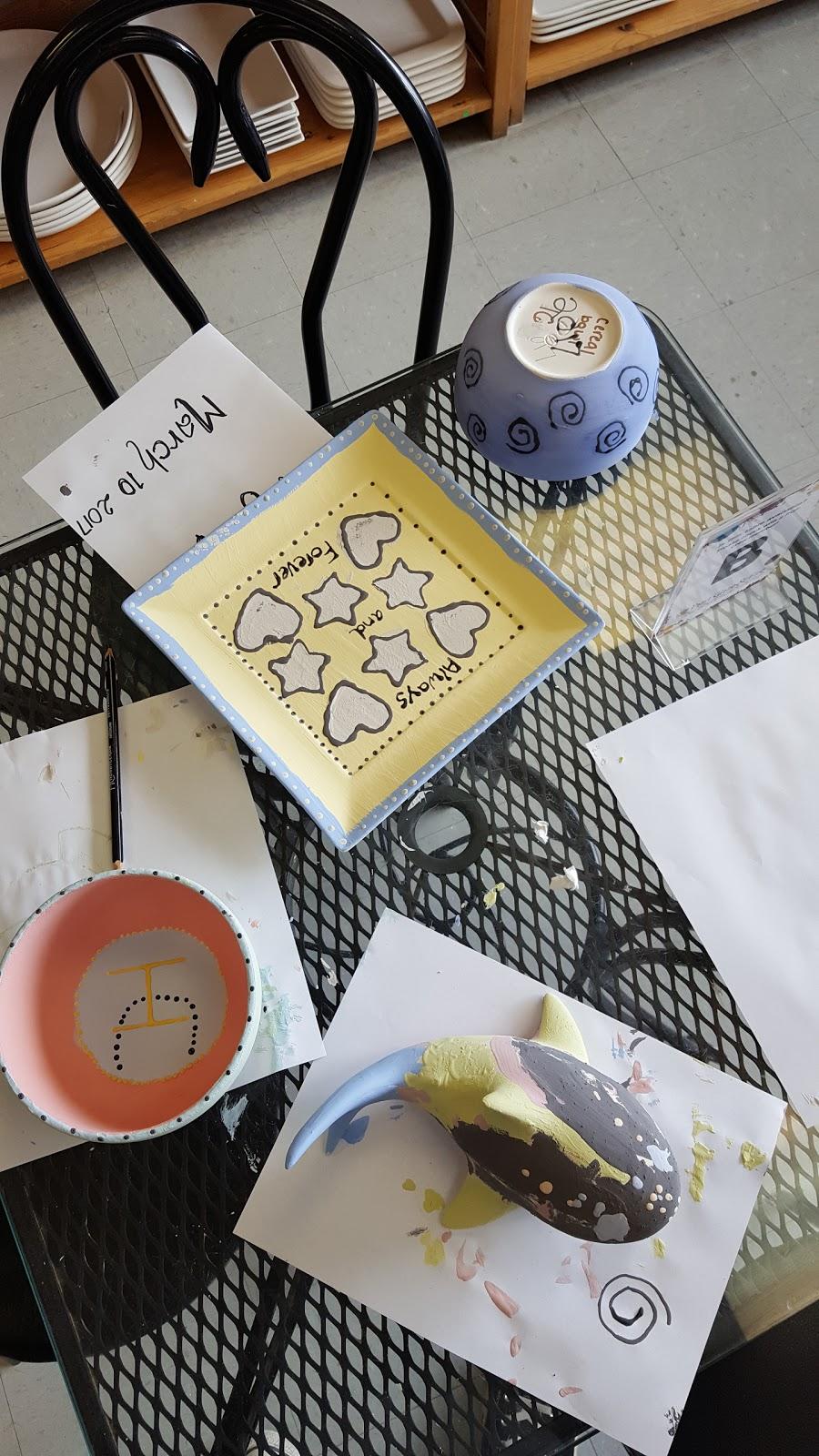 Paint Glaze & Fire | Ceramics & Coffee House - cafe  | Photo 4 of 10 | Address: 12683 Metcalf Ave, Overland Park, KS 66213, USA | Phone: (913) 661-2529