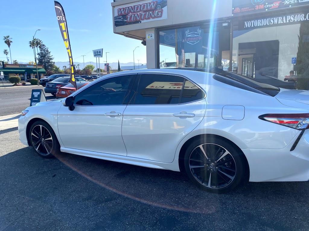 Legacy window tint and audio - car repair  | Photo 3 of 10 | Address: 4975 Stevens Creek Blvd, Santa Clara, CA 95051, USA | Phone: (408) 216-9339