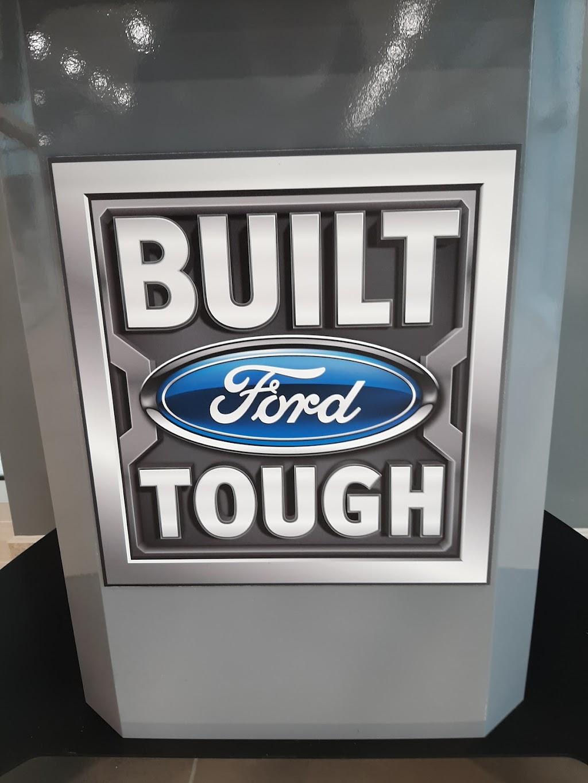 Matthew Powell at Platinum Ford - car dealer  | Photo 5 of 9 | Address: 85 TX-557 Spur, Terrell, TX 75160, USA | Phone: (972) 703-6511