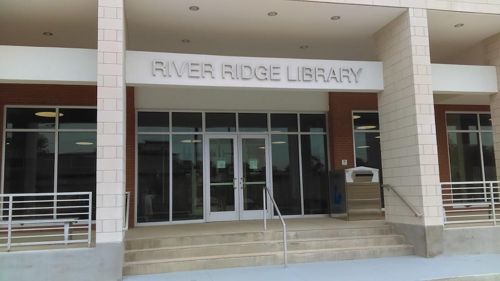 Jefferson Parish Library - River Ridge Library - library  | Photo 9 of 10 | Address: 8825 Jefferson Hwy, River Ridge, LA 70123, USA | Phone: (504) 736-6455