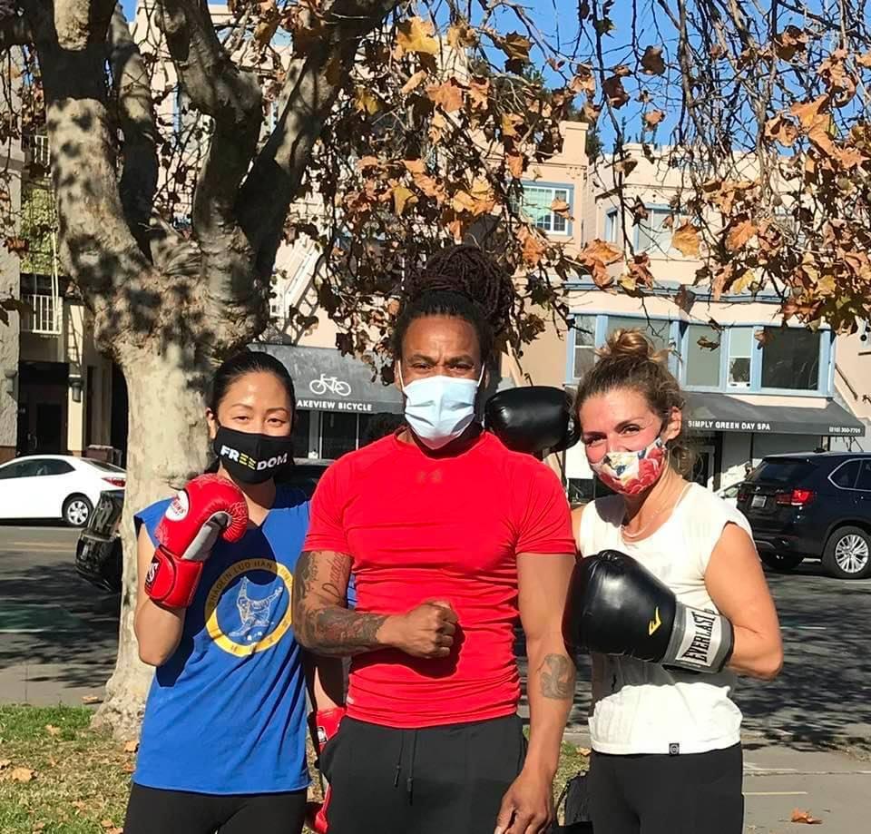 International boxing institute - health  | Photo 3 of 10 | Address: 550 El Embarcadero, Oakland, CA 94610, USA | Phone: (510) 956-9910