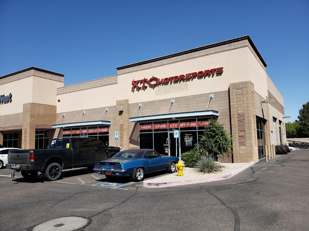 XTC Motorsports - car repair  | Photo 1 of 10 | Address: 380 E Comstock Dr, Chandler, AZ 85225, USA | Phone: (480) 558-8588