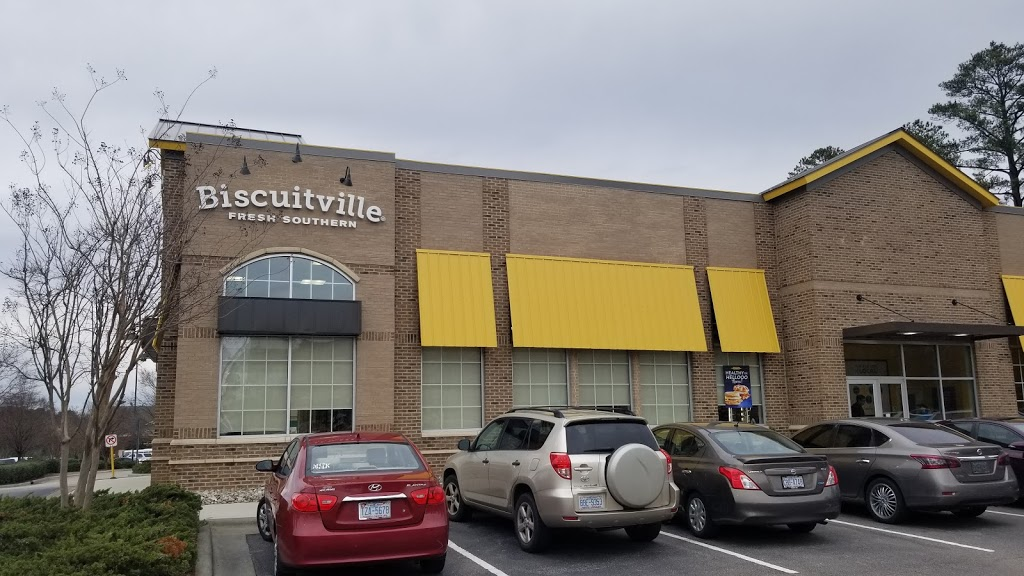 Biscuitville - cafe  | Photo 1 of 10 | Address: 2820 NC-55, Cary, NC 27519, USA | Phone: (919) 362-8034