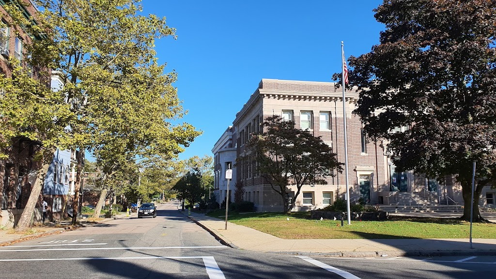 Brockton Public Library - parking    Photo 2 of 10   Address: 304 Main St, Brockton, MA 02301, USA   Phone: (508) 580-7890