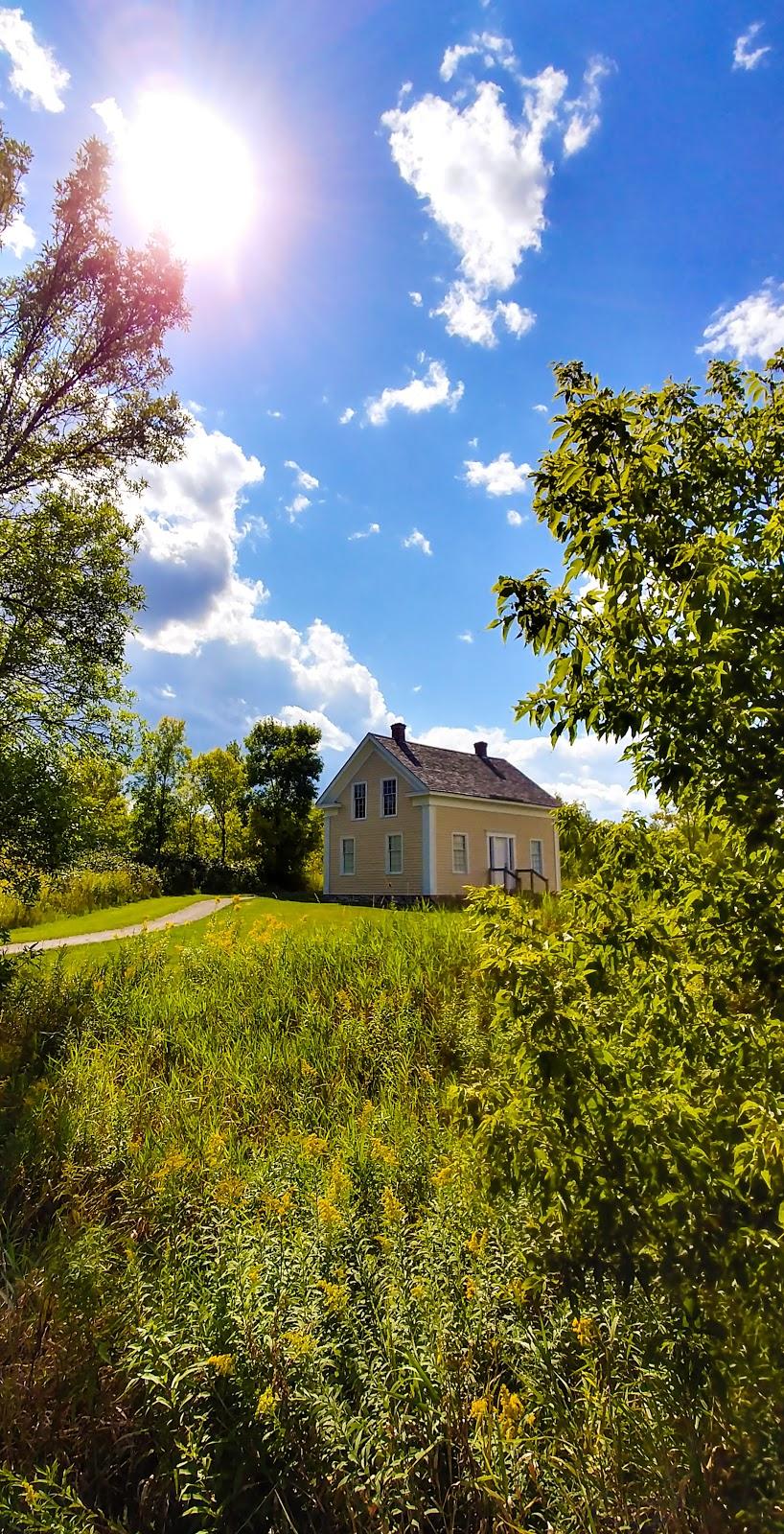 Elm Creek Park Reserve - Pierre Bottineau House - museum    Photo 7 of 10   Address: 12400 James Deane Pkwy, Maple Grove, MN 55369, USA   Phone: (763) 694-7700