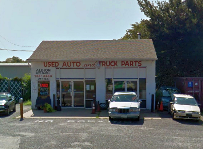 Albion Auto & Truck Parts - car repair  | Photo 1 of 10 | Address: 110 Berlin - Cross Keys Rd, Berlin, NJ 08009, USA | Phone: (856) 768-2250