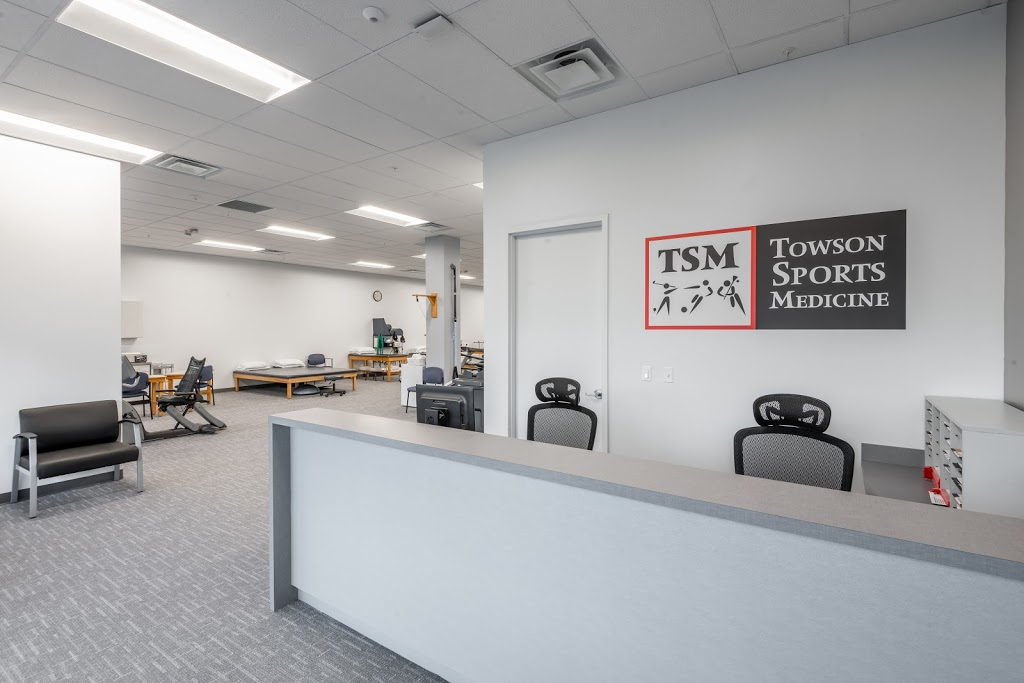 Towson Sports Medicine at Bel Air - Physical Therapy Center - physiotherapist    Photo 7 of 10   Address: 5-N Bel Air S Pkwy Suite 1421, Bel Air, MD 21015, USA   Phone: (410) 569-8587