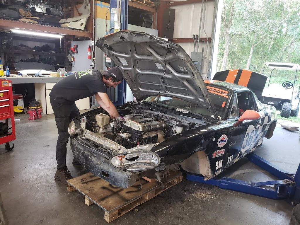 Manhammer Motorsports, LLC - car dealer    Photo 3 of 10   Address: 1810 Zipperer Rd, Bradenton, FL 34212, USA   Phone: (941) 896-4597
