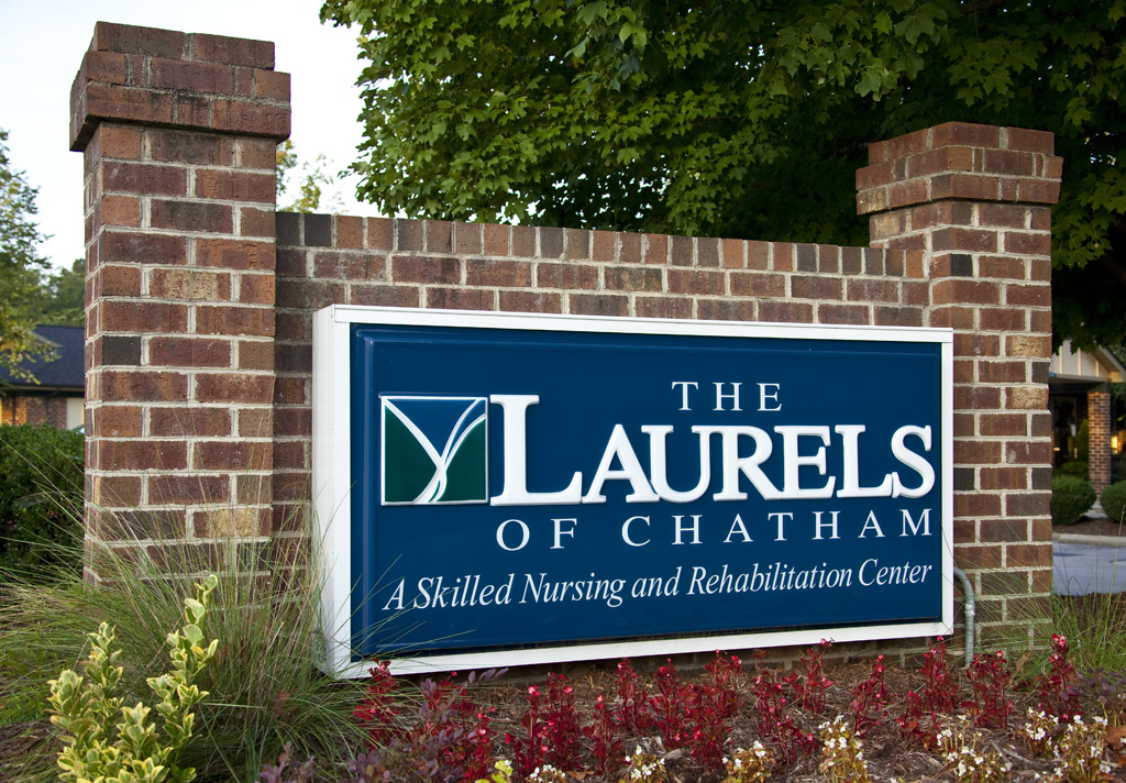 The Laurels of Chatham - health  | Photo 8 of 10 | Address: 72 Chatham Business Dr, Pittsboro, NC 27312, USA | Phone: (919) 542-6677