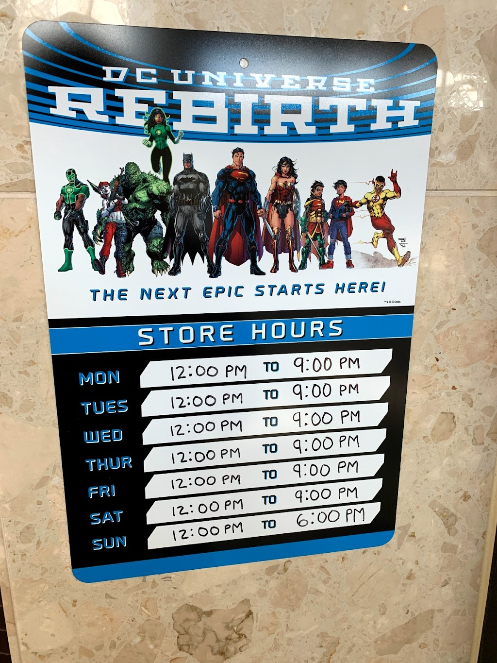 COMICS AND FRIENDS - book store  | Photo 3 of 10 | Address: 7850 Mentor Ave Suite 1054, Mentor, OH 44060, USA | Phone: (440) 255-4242