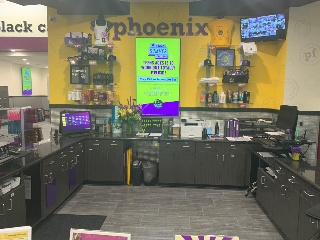 Planet Fitness - gym    Photo 10 of 10   Address: 8921 N 7th St, Phoenix, AZ 85020, USA   Phone: (480) 745-2710