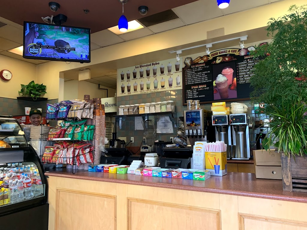 Fresh Bagels & Cafe - bakery  | Photo 3 of 10 | Address: 6011 Lincoln Ave, Buena Park, CA 90620, USA | Phone: (714) 761-5508