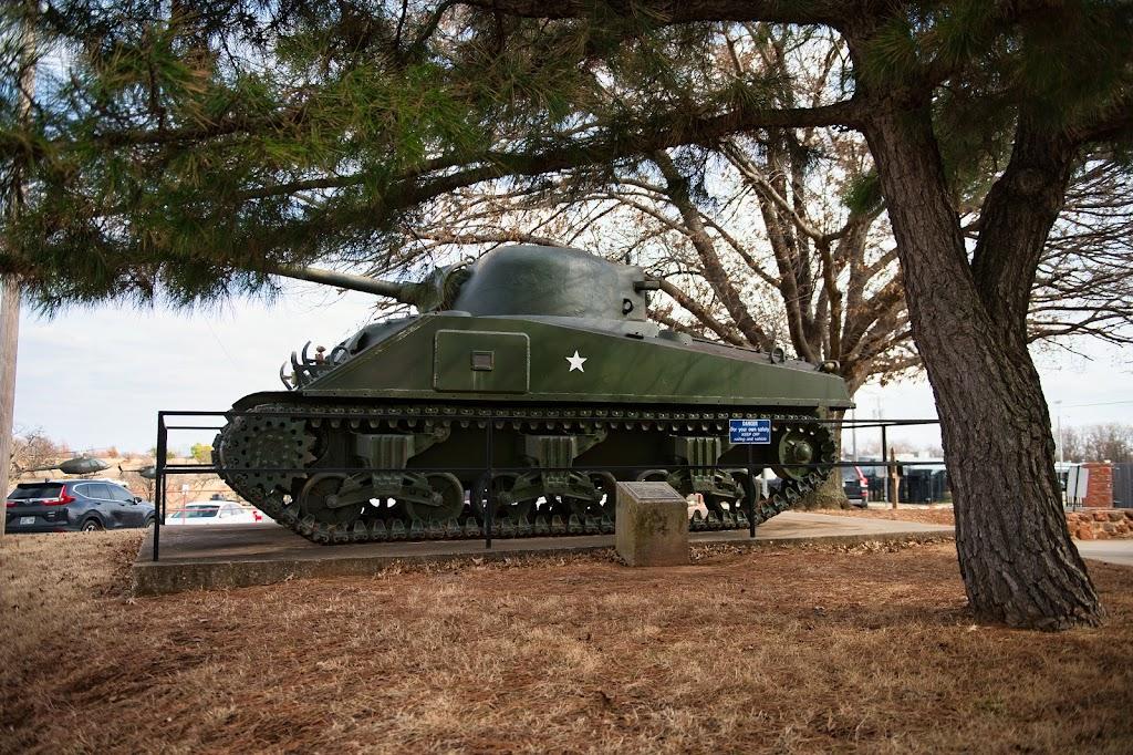 45th Infantry Division Museum - museum    Photo 6 of 10   Address: 2145 NE 36th St, Oklahoma City, OK 73111, USA   Phone: (405) 424-5313