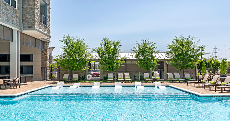GreenVue Apartments - real estate agency  | Photo 1 of 10 | Address: 1350 N Greenville Ave, Richardson, TX 75081, USA | Phone: (972) 449-4624