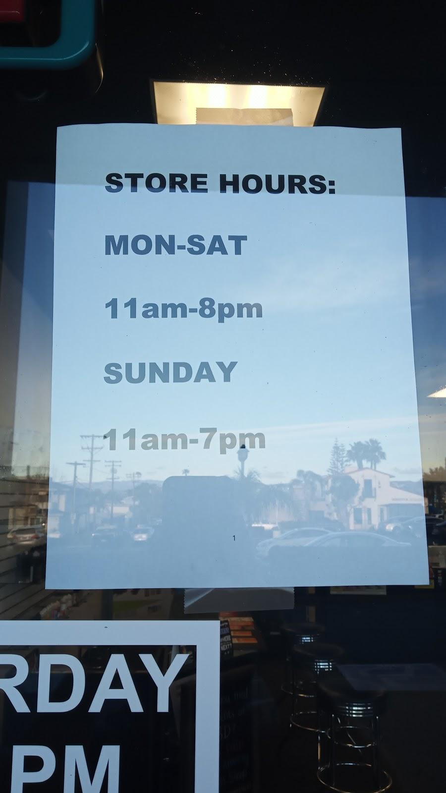 South County Vapors & CBD Dana Point - store  | Photo 7 of 10 | Address: 34085 CA-1 #102, Dana Point, CA 92629, USA | Phone: (949) 503-1590