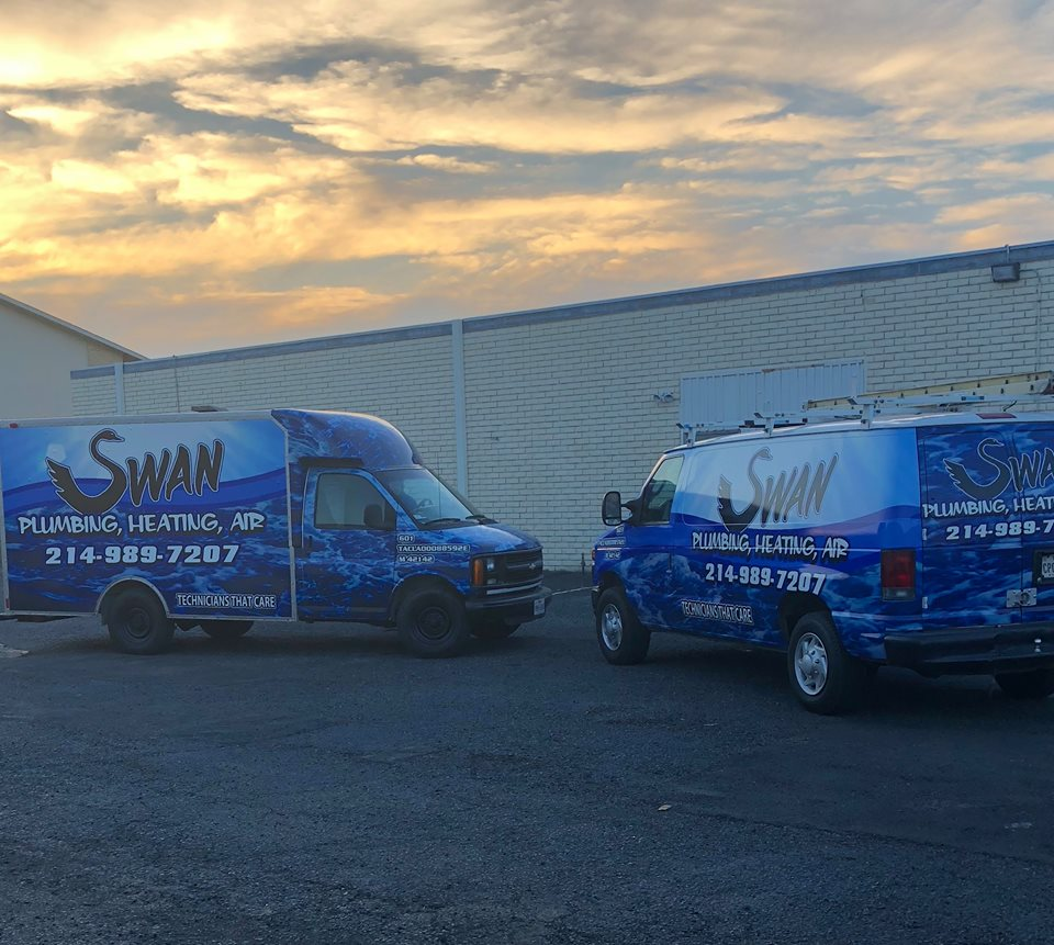 Swan Electric, Plumbing, Heating & Air - electrician  | Photo 9 of 10 | Address: 309 U.S. 80 Frontage Rd, Sunnyvale, TX 75182, USA | Phone: (214) 989-7207