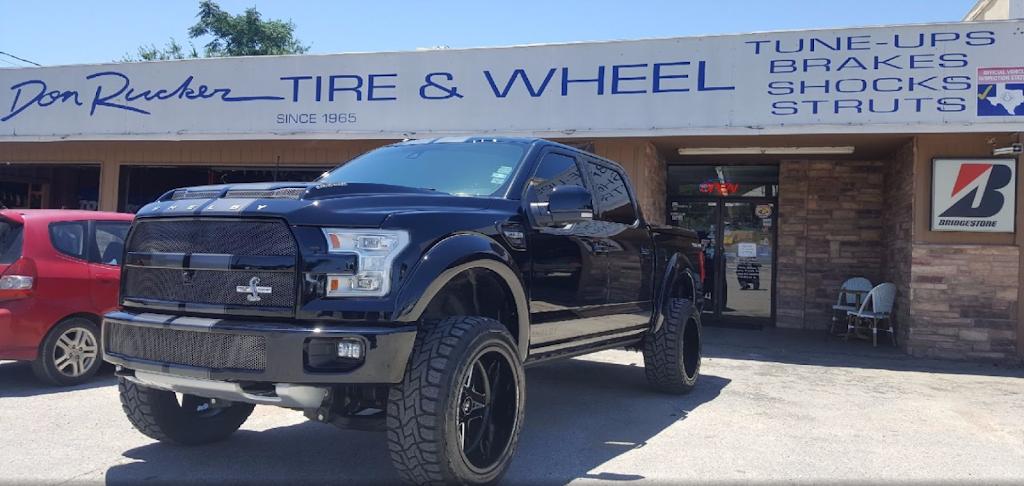 Don Rucker Tire & Auto - car repair  | Photo 1 of 10 | Address: 3619 Ranch Rd 620 N, Austin, TX 78734, USA | Phone: (512) 266-2640