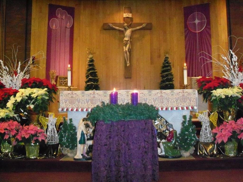 St Vincent de Paul Roman Catholic Church - church  | Photo 3 of 8 | Address: 6441 Seneca St, Spring Brook, NY 14140, USA | Phone: (716) 652-3972