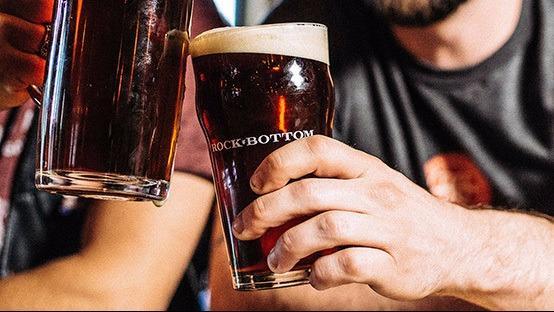 Rock Bottom Restaurant & Brewery - restaurant  | Photo 3 of 10 | Address: 11800 W Broad St Ste 2098 Ste 2098, Richmond, VA 23233, USA | Phone: (804) 729-3970