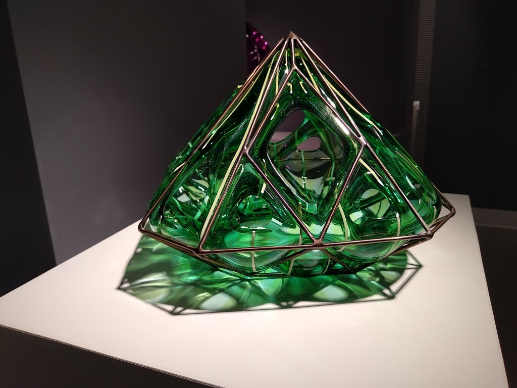 Imagine Museum: Contemporary glass art - art gallery  | Photo 9 of 10 | Address: 1901 Central Ave, St. Petersburg, FL 33713, USA | Phone: (727) 300-1700
