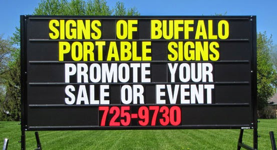 Signs of Buffalo - store  | Photo 1 of 5 | Address: 50 Rolling Woods Ln, West Seneca, NY 14224, USA | Phone: (716) 725-9730