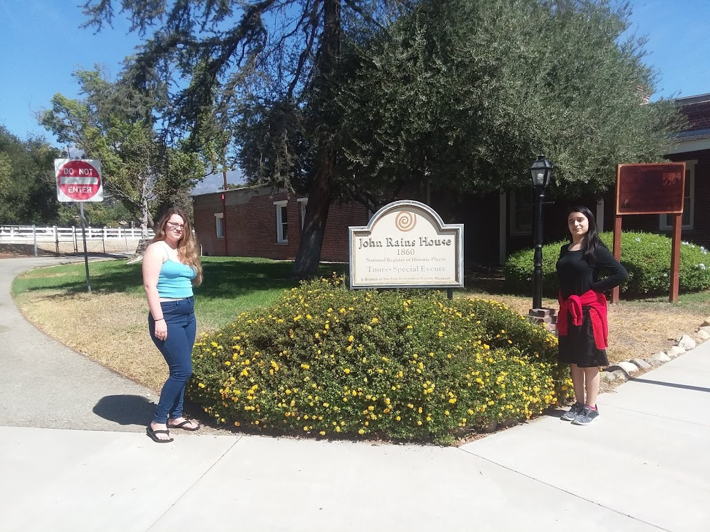 Casa de Rancho Cucamonga Historical Society - museum  | Photo 3 of 10 | Address: 8810 Hemlock St, Rancho Cucamonga, CA 91730, USA | Phone: (909) 989-4970