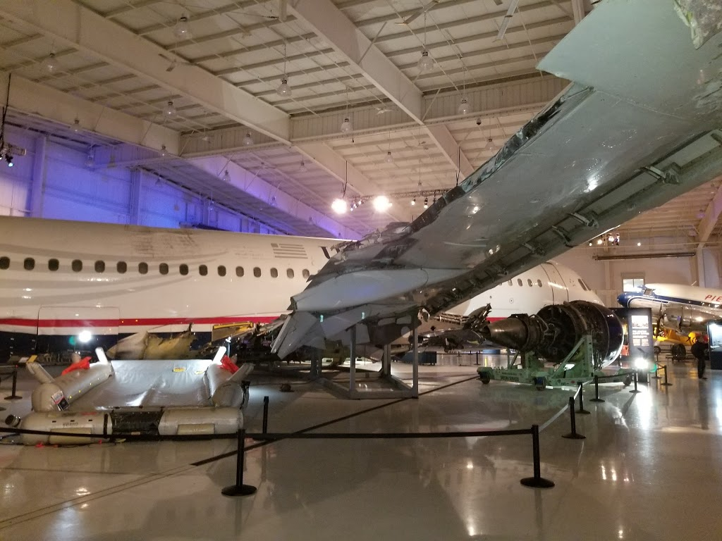 Carolinas Aviation Museum - museum  | Photo 3 of 10 | Address: 4672 1st Flight Dr, Charlotte, NC 28208, USA | Phone: (704) 997-3770