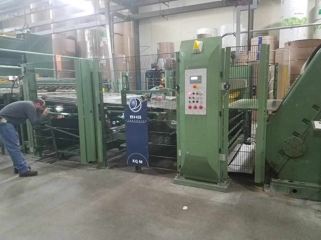 Hood Container Corporation Corrugator Plant -   | Photo 2 of 10 | Address: 5090 McDougall Dr SW, Atlanta, GA 30336, USA | Phone: (404) 699-1952