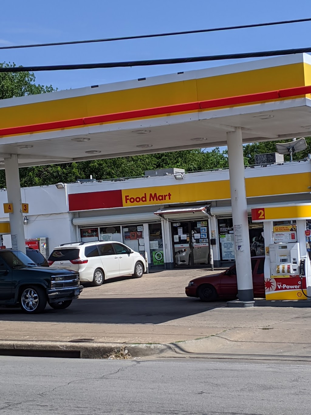 Shell - gas station  | Photo 1 of 3 | Address: 800 E Allen Ave, Fort Worth, TX 76104, USA | Phone: (817) 667-9888