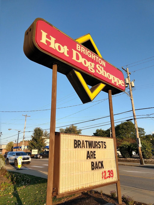 Brighton Hot Dog Shoppe - restaurant  | Photo 4 of 10 | Address: 224 State Ave, Beaver, PA 15009, USA | Phone: (724) 728-6622