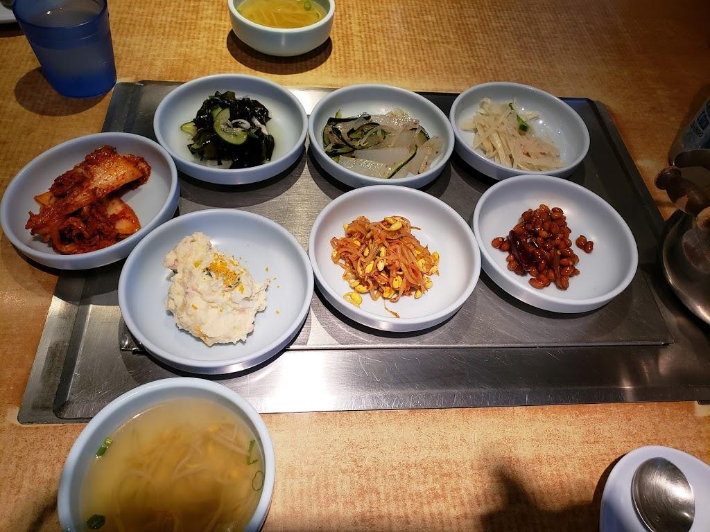 Mo Ran Gak Restaurant - restaurant  | Photo 4 of 10 | Address: 9651 Garden Grove Blvd, Garden Grove, CA 92844, USA | Phone: (714) 638-1177