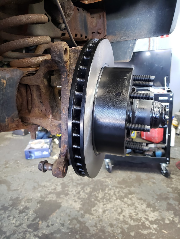A & J Auto Repairs Llc - car repair  | Photo 9 of 10 | Address: 361 S Broad St, Elizabeth, NJ 07201, USA | Phone: (908) 937-8063