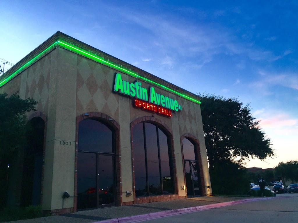 Austin Avenue II - restaurant  | Photo 8 of 10 | Address: 1801 N Plano Rd, Richardson, TX 75081, USA | Phone: (972) 907-8003