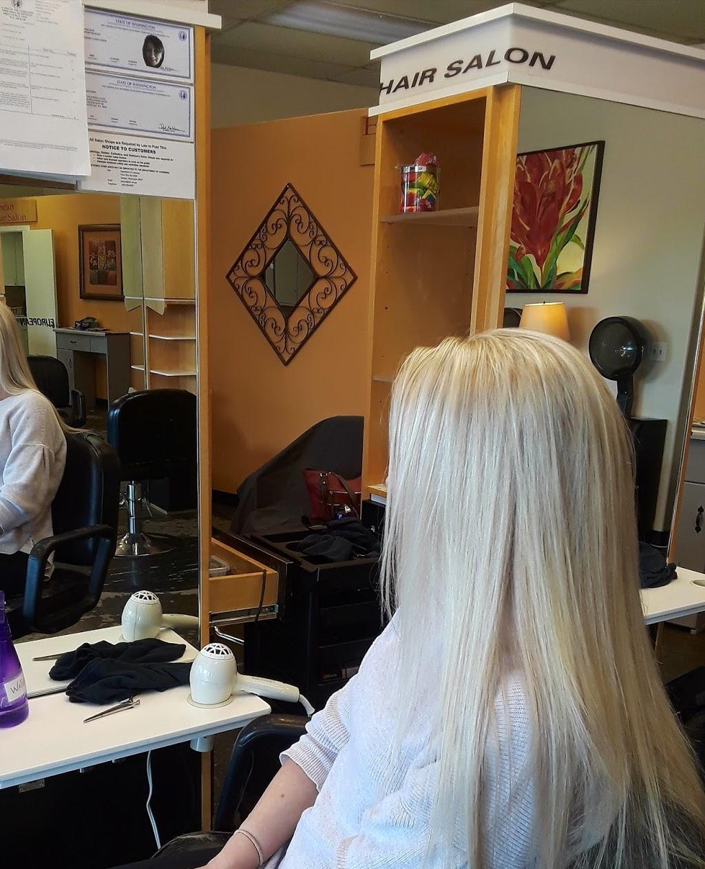 European hair salon - hair care    Photo 1 of 3   Address: 330 NE Chkalov Dr, Vancouver, WA 98684, USA   Phone: (360) 892-4904