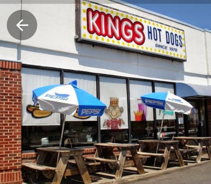 Kings Hot Dogs - restaurant  | Photo 3 of 10 | Address: 1009 Bethania-Rural Hall Rd, Rural Hall, NC 27045, USA | Phone: (336) 969-4688