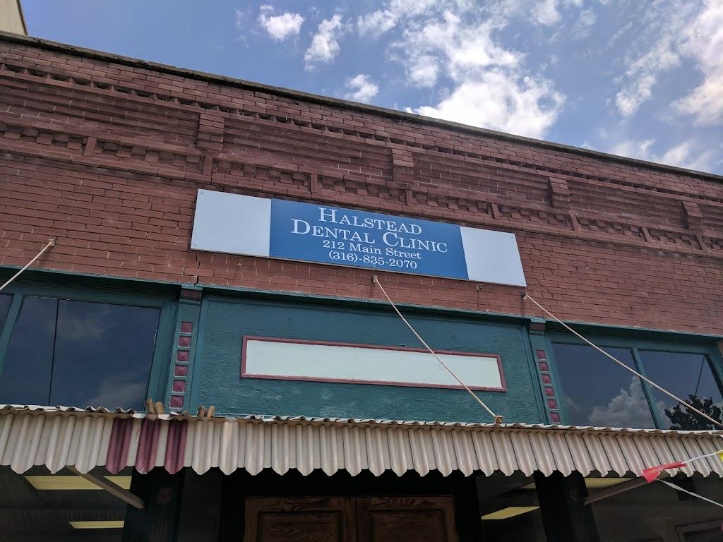 Halstead Dental Clinic Inc - dentist    Photo 1 of 2   Address: 212 Main St, Halstead, KS 67056, USA   Phone: (316) 835-2070