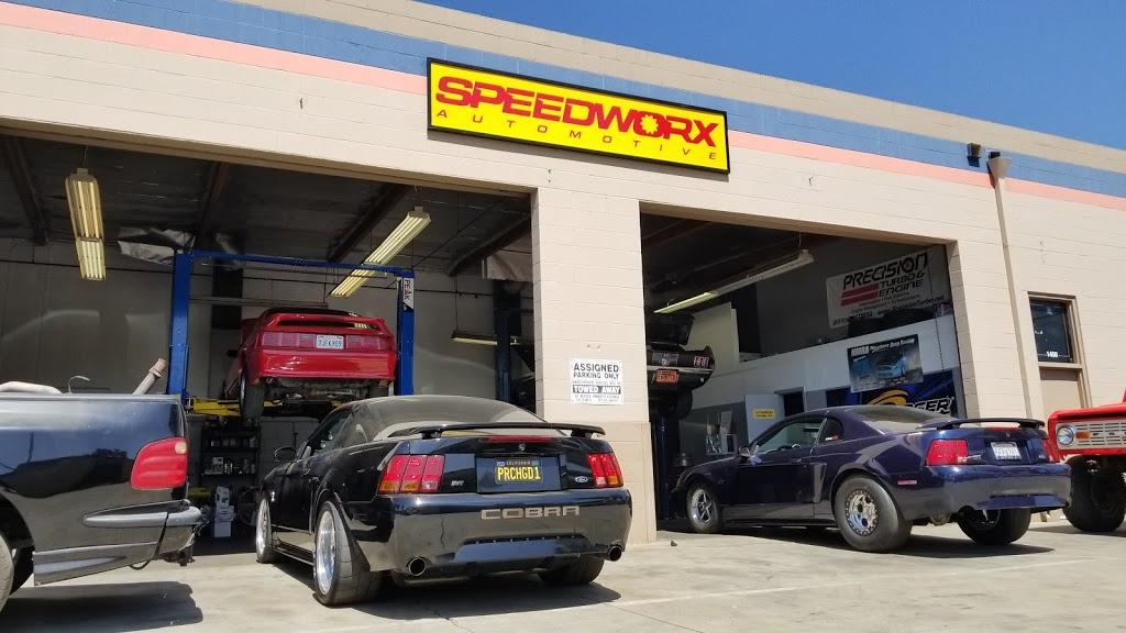 Speedworx Automotive - car repair  | Photo 1 of 7 | Address: 1448-1450 Ranger Dr, Covina, CA 91722, USA | Phone: (626) 434-6860