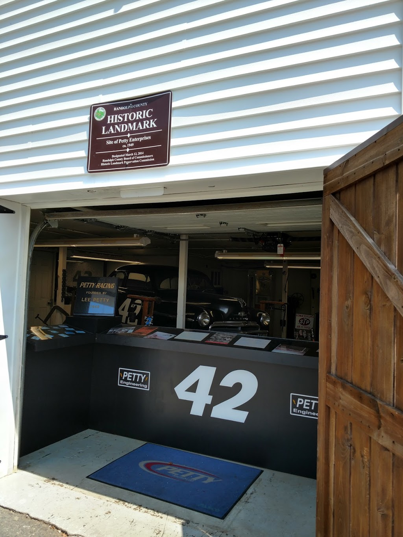 Pettys Garage - car repair    Photo 8 of 10   Address: 311 Branson Mill Rd, Randleman, NC 27317, USA   Phone: (336) 498-3745