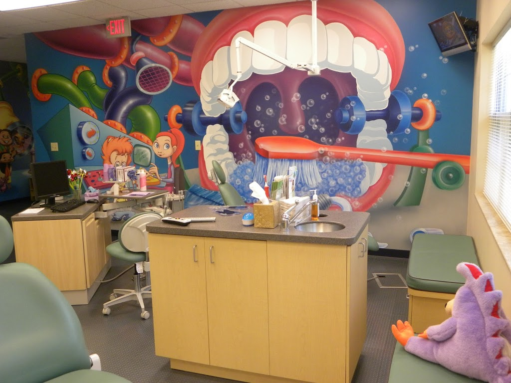Smile Builders Pediatric Dentistry Tampa - dentist  | Photo 1 of 10 | Address: 6415 Sheldon Rd, Tampa, FL 33615, USA | Phone: (813) 880-0100