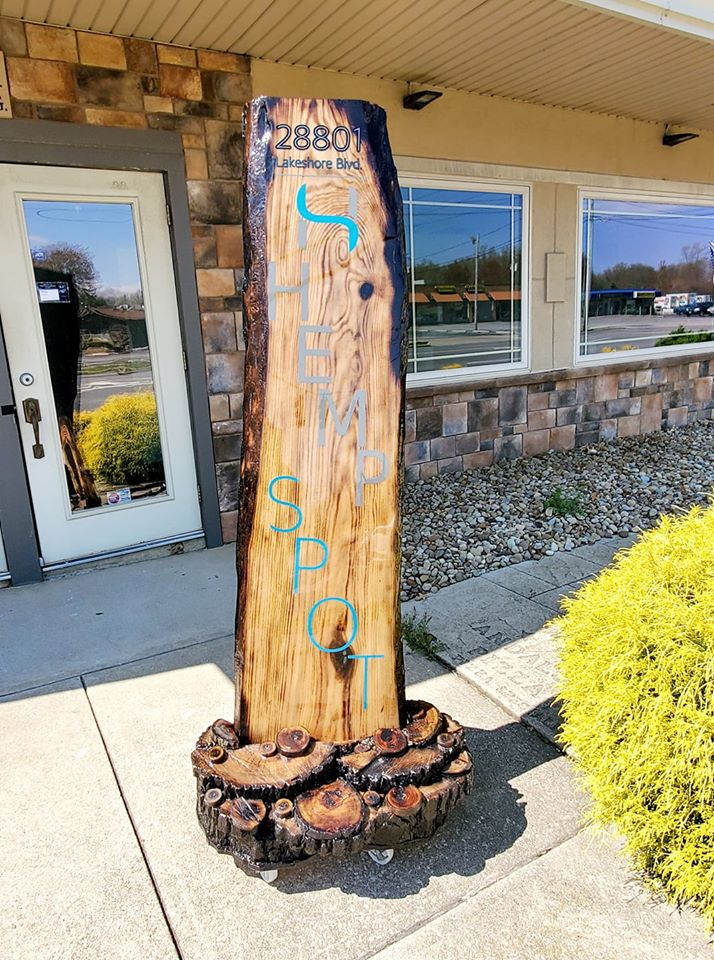 Hemp Spot USA - store  | Photo 5 of 5 | Address: 28801 Lakeshore Blvd Unit A, Willowick, OH 44095, USA | Phone: (440) 833-4099