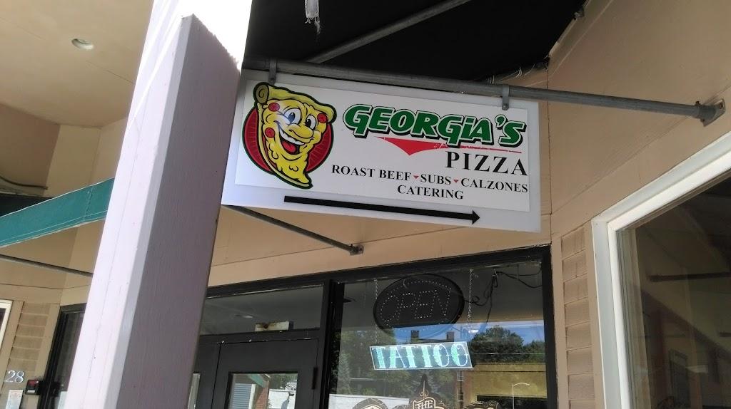 Georgias Pizza - meal delivery    Photo 9 of 10   Address: 28 Norman Street Rte 114, Salem, MA 01970, USA   Phone: (978) 740-2800