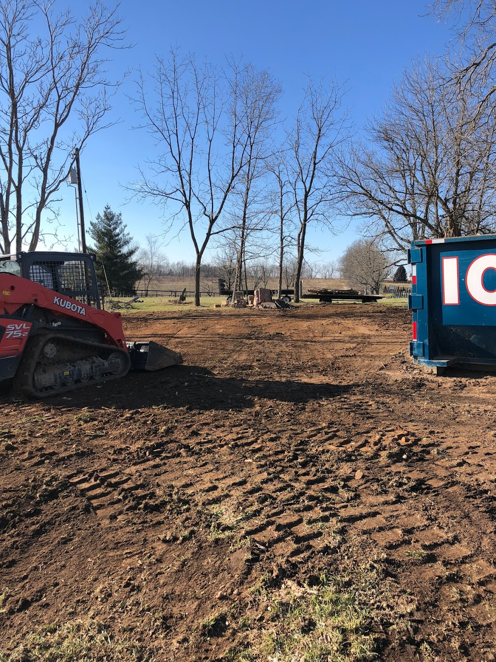 S&S Excavating, Llc - moving company    Photo 6 of 10   Address: 481 Indian Creek Rd, Sadieville, KY 40370, USA   Phone: (502) 542-1186