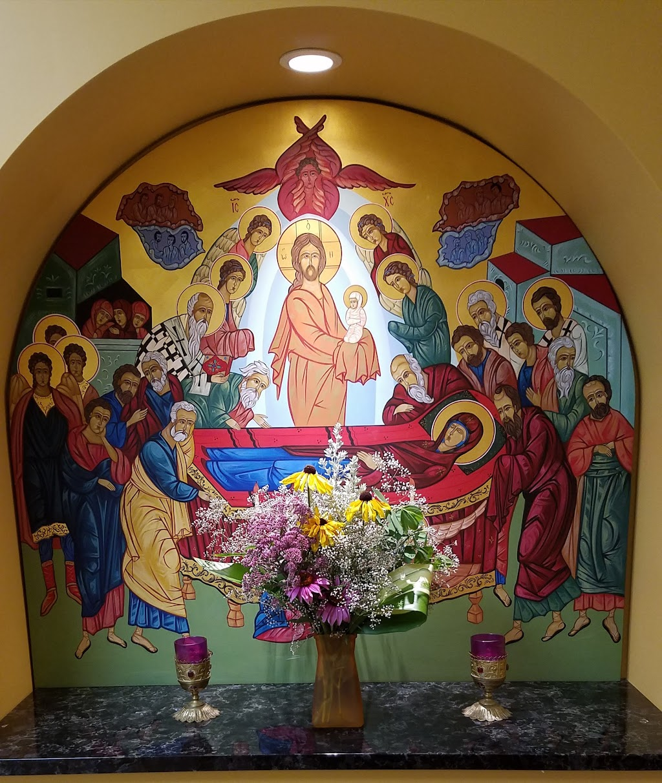 St George Antiochian Orthodox - church  | Photo 10 of 10 | Address: 1250 Oakdale Ave, West St Paul, MN 55118, USA | Phone: (651) 457-0854