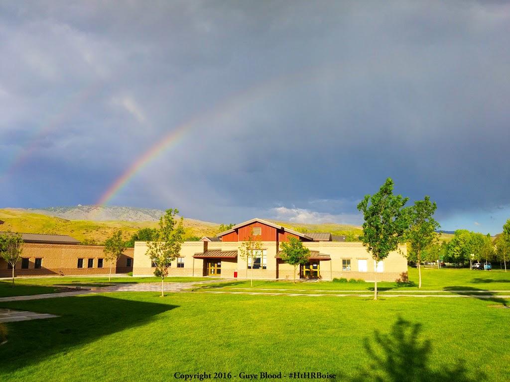 Hidden Springs Elementary School - school  | Photo 2 of 2 | Address: 5480 W Hidden Springs Dr, Boise, ID 83714, USA | Phone: (208) 854-4920